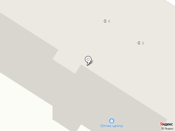 Оптик-Центр на карте Нефтеюганска