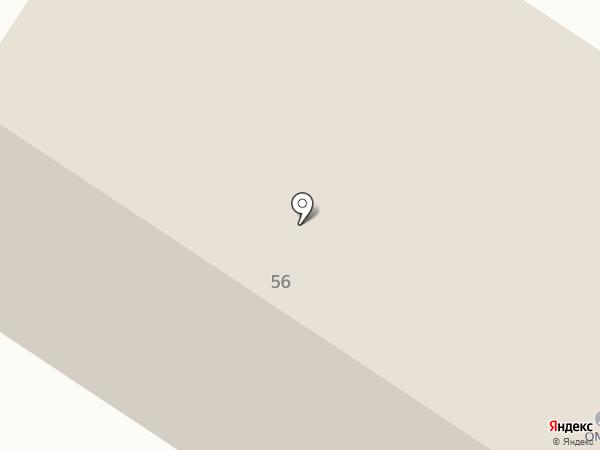 Отделение МВД по г. Нефтеюганску на карте Нефтеюганска