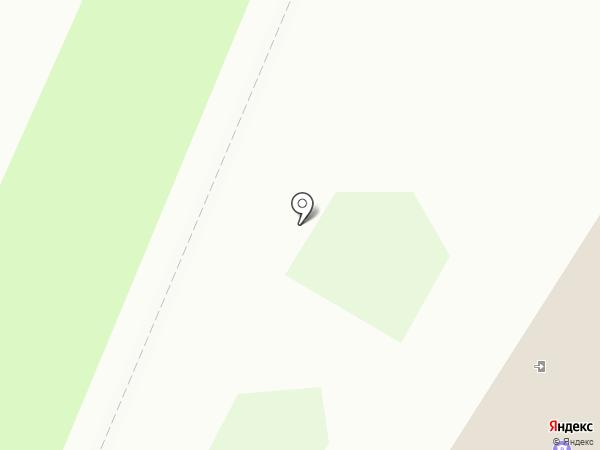 Сбербанк, ПАО на карте Нефтеюганска