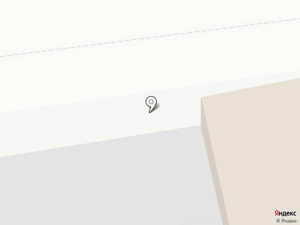 Полярис на карте Нефтеюганска