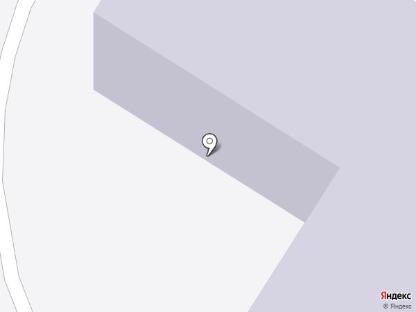 Детский сад №20 на карте Нефтеюганска