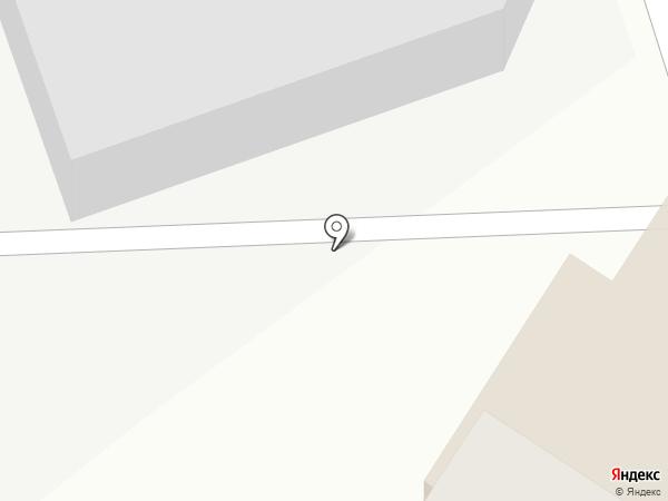 Тагмир на карте Нефтеюганска