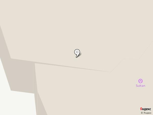 SULTAN на карте Нефтеюганска