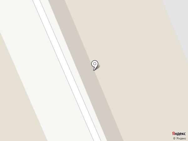 Вианор на карте Нефтеюганска