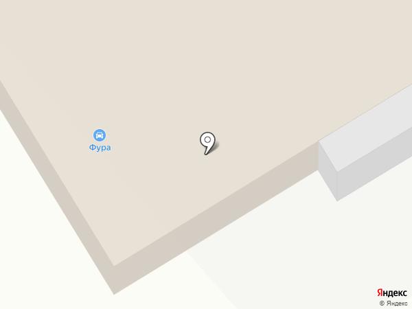 Универсальный на карте Нефтеюганска
