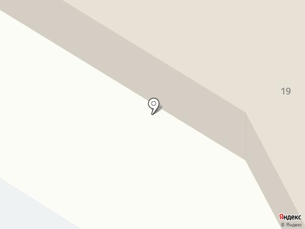 Автомагазин на карте Красного Яра