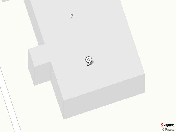 Кедр, ТОО на карте Темиртау