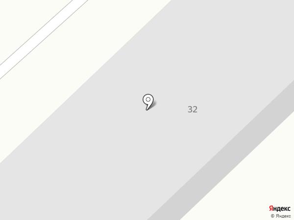 Арман на карте Темиртау
