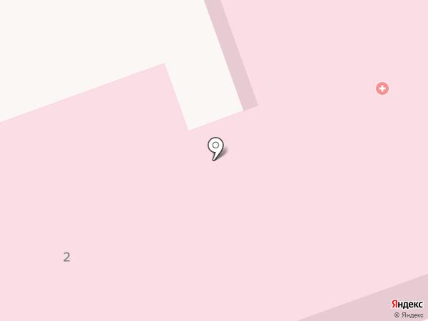 Инфекционная больница г. Темиртау на карте Темиртау