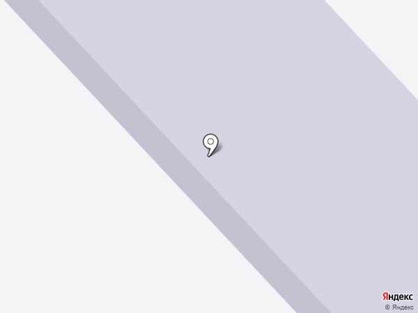 Дубовская общеобразовательная средняя школа на карте Дубовки