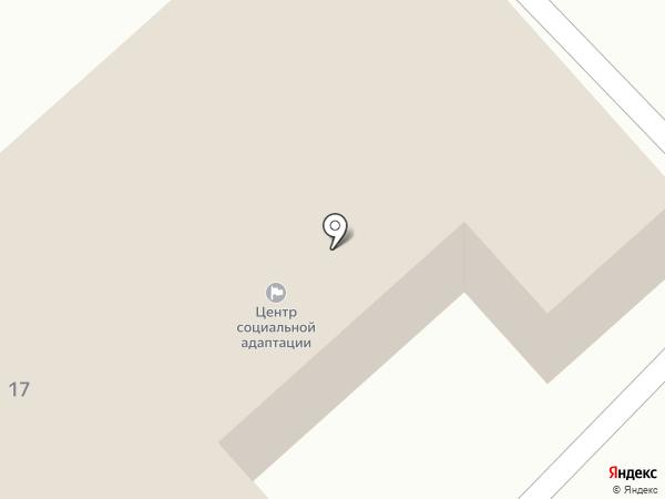 Темиртауский городской центр социальной адаптации для лиц не имеющих определенного места жительства на карте Темиртау