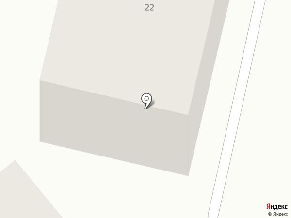 Валентина на карте Темиртау