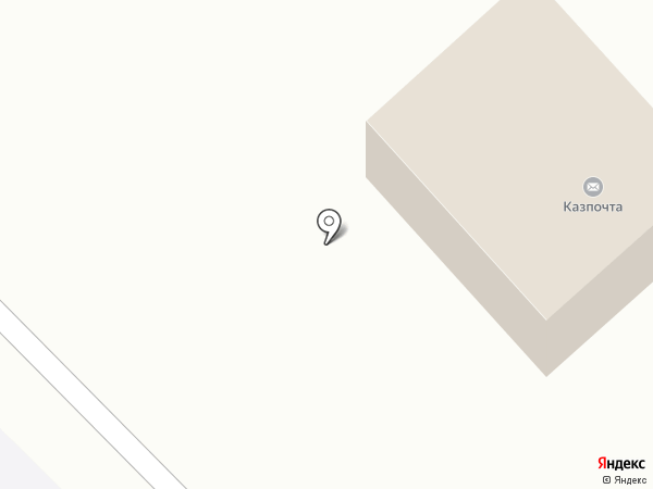 Сельское отделение почтовой связи на карте Дубовки