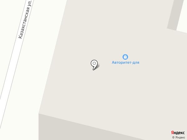Селам на карте Темиртау