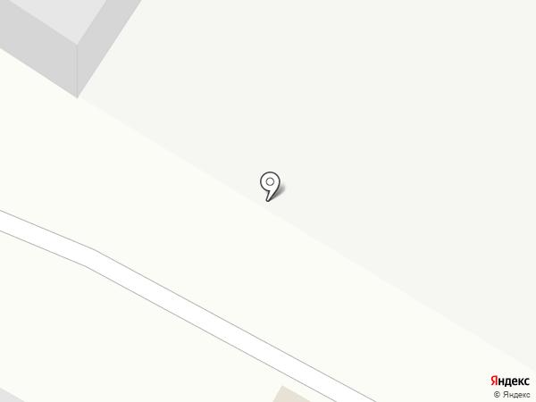 Шиномонтажная мастерская на карте Красного Яра