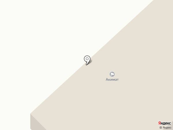 Юбилейный на карте Дубовки