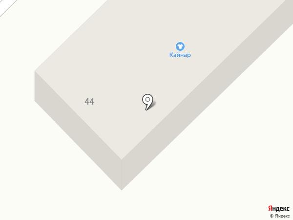 Дежурный на карте Дубовки