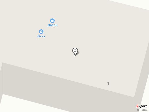 Millenium Строй Сервис-2009, ТОО на карте Темиртау