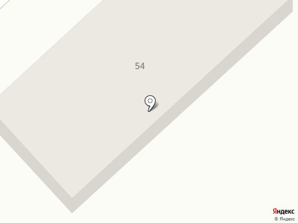 Продуктовый магазин на карте Дубовки