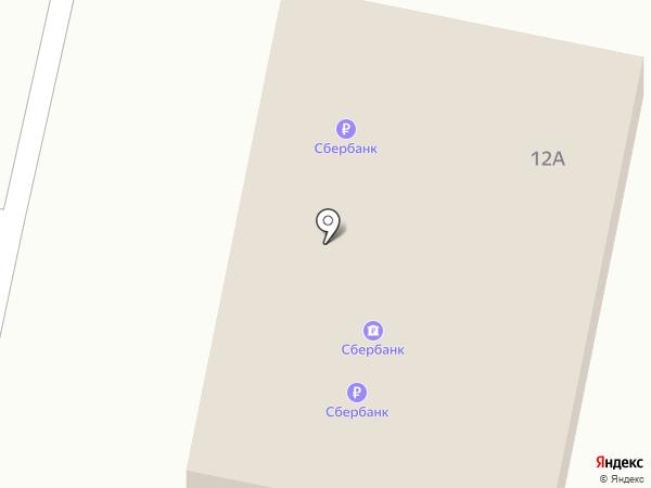 Банкомат, Сбербанк, ПАО на карте Красного Яра