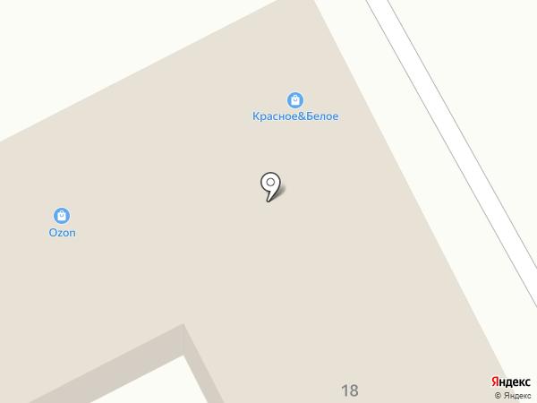 Омский центр недвижимости и ипотеки на карте Красного Яра