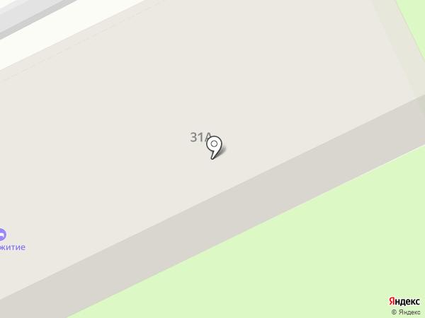 РОСНО-МС на карте Красного Яра
