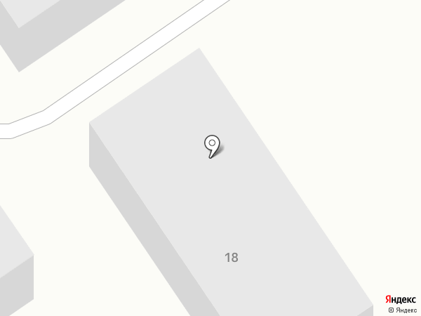 Зодчий на карте Темиртау