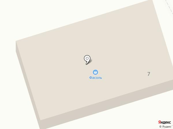 Радуга на карте Красного Яра