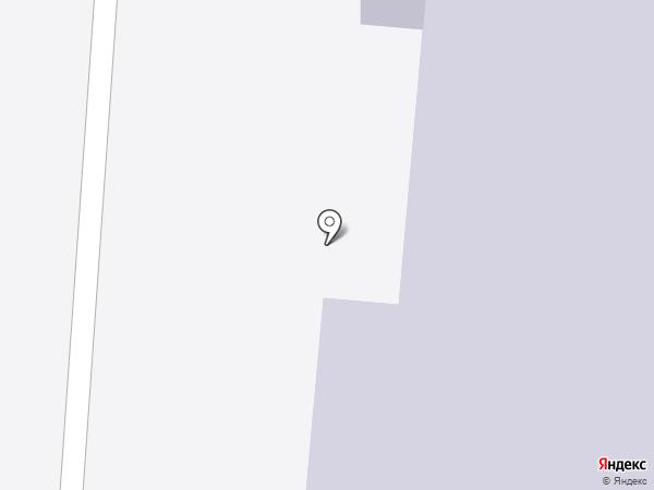 Средняя общеобразовательная школа №17 на карте Темиртау