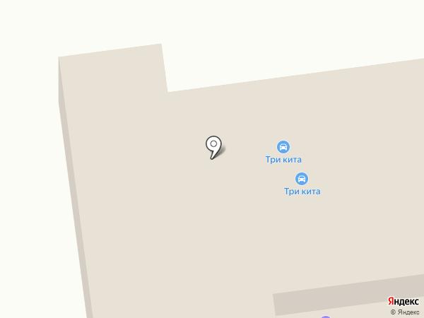 Кушай суши & пиццу Темиртау на карте Темиртау