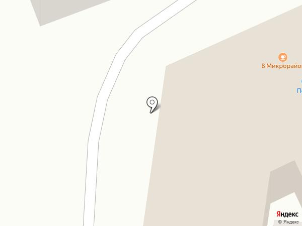 На восьмом на карте Темиртау