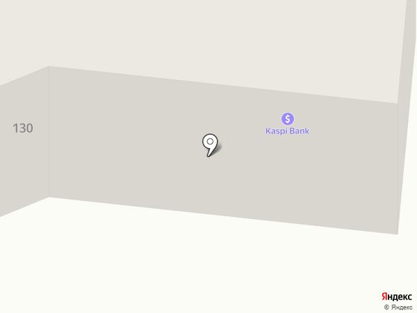 Пряжа на карте Темиртау