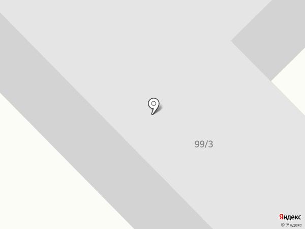 Гранит на карте Темиртау