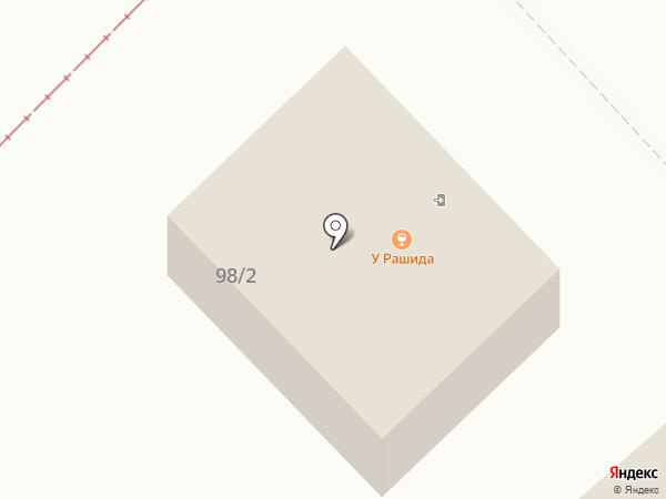 У Рашида на карте Темиртау