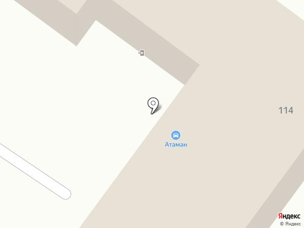 WASABI BAR на карте Темиртау