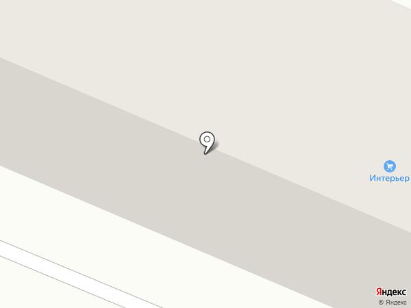 Антилопа Гну на карте Темиртау
