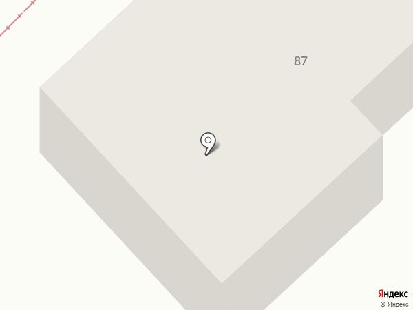 Дарлинг на карте Темиртау