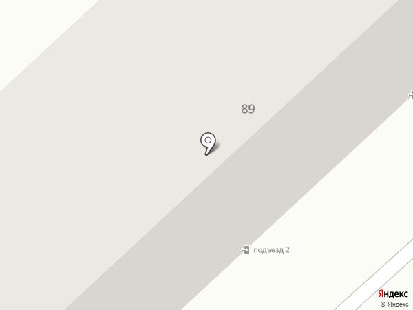 Консул на карте Темиртау