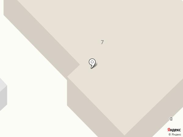 Жетiсу на карте Темиртау