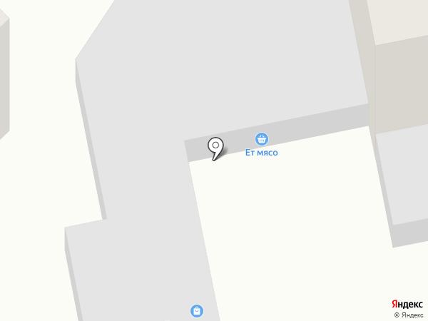 Гастроном №40 на карте Темиртау
