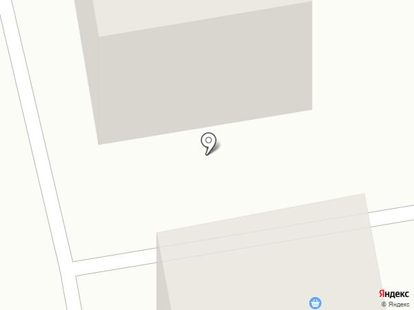 Отдел жилищной инспекции на карте Темиртау