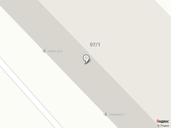 Родничок на карте Темиртау