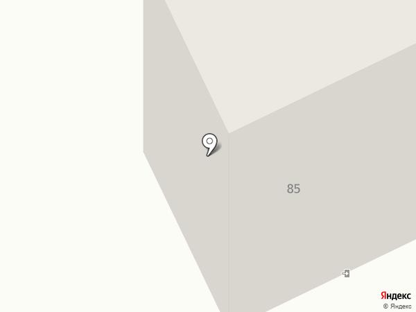 Самурай на карте Темиртау