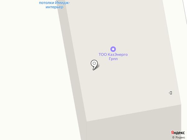 Ая на карте Темиртау