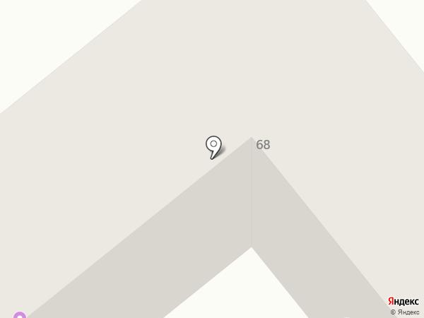 Камиля на карте Актаса