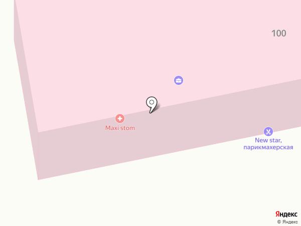 New star на карте Темиртау