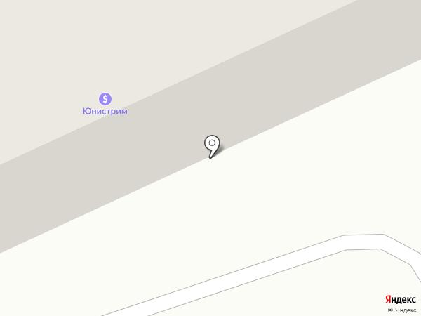 Городское отделение почтовой связи №6 на карте Темиртау
