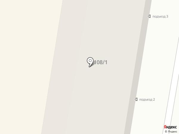 Лукошко на карте Темиртау