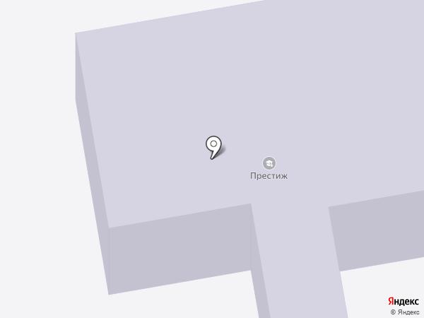 Престиж на карте Темиртау