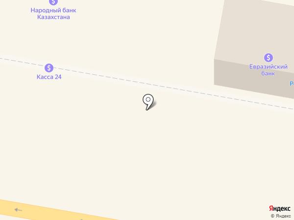 Postnoff на карте Темиртау
